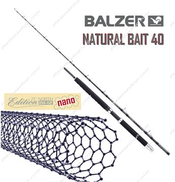 Εικόνα της BALZER EDITION 71 NORTH NANO NATURAL BAIT 40