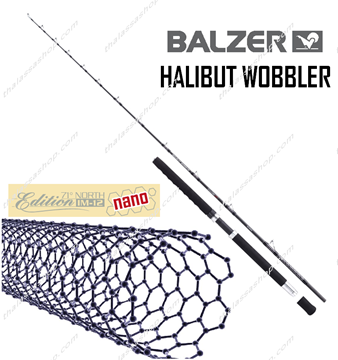 Picture of BALZER EDITION 71ο NORTH NANO HALIBUT WOBBLER