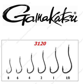 Εικόνα της ΑΓΚΙΣΤΡΙ GAMAKATSU 3120