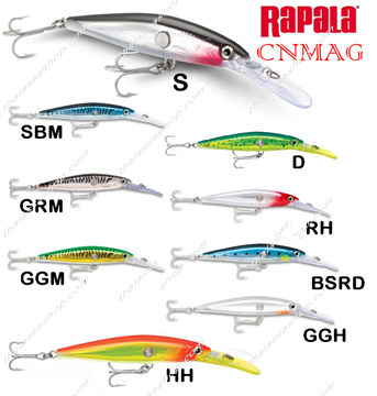 Picture of RAPALA CLACKN MAGNUM 10