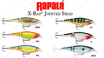 Picture for category X-RAP JOINTED SHAD