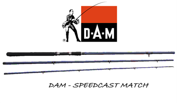 Εικόνα της DAM - SPEEDCAST MATCH 3,60m