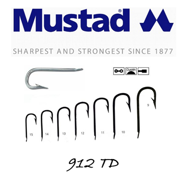 Picture of Αγκίστρια Mustad 912TD(1000τεμ.)
