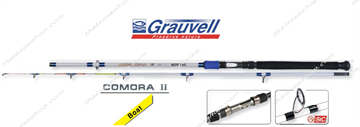 Picture of GRAUVELL - COMORA II (SQUID FISHING)