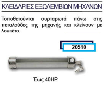 Picture of ΚΛΕΙΔΑΡΙΑ ΣΤΡΟΓΓΥΛΗ 20510