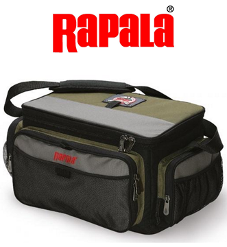Εικόνα της Τσάντα Ψαρέματος Rapala για Spinning Rapala Lite Tackle Bag 46017-1