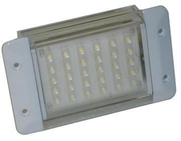 Picture of Πλαφονιέρα LED Αδιάβροχη 4578