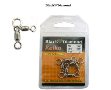 Εικόνα της BLACK DIAMOND ΣΤΡΙΦΤΑΡΙ KEIKO INOX COMBI