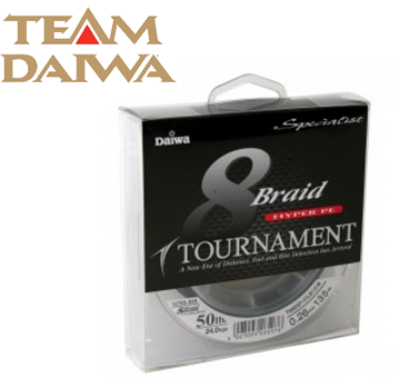 Picture of DAIWA TOURNAMENT 8 BRAID 135m