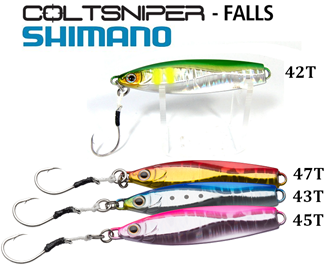 Picture for category COLTSNIPER FALL (SLOW JIG)