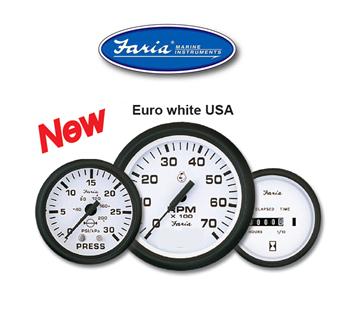 Picture of ΟΡΓΑΝΑ FARIA EURO WHITE USA