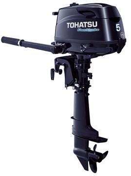 Εικόνα της TOHATSU MFS5DD-CS 4T