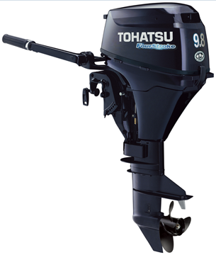 Picture of TOHATSU MFS9,8 4T