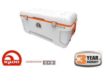 Εικόνα της IGLOO SUPER TOUGH STX 150 (142L)