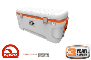 Εικόνα της IGLOO SUPER TOUGH STX 120 (114L)