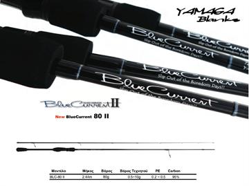 Εικόνα της YAMAGA BLANKS BLUE CURRENT 80 II