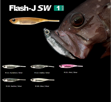 "Picture of FISH ARROW FLASH-J 1"" SW"