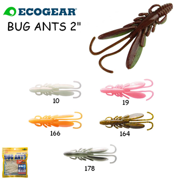 Picture of ΣΙΛΙΚΟΝΑΚΙΑ ECOGEAR BUG ANTS 2""