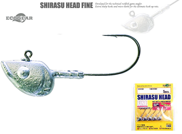 Εικόνα της ECOGEAR SHIRASU HEAD FINE