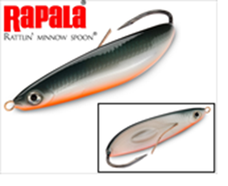Picture for category RATTLI'N MINNOW SPOON