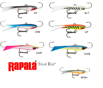 Picture of RAPALA SNAP RAP® SNR08