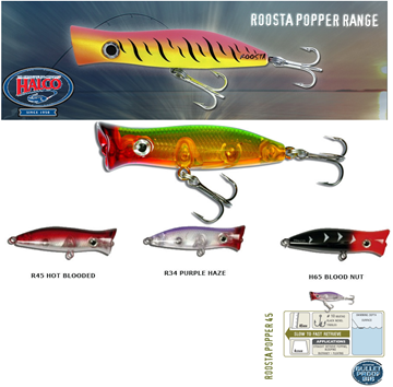 Picture of ROOSTA POPPER 45 (4,5cm - 4gr)