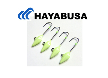 Picture of ΜΟΛΥΒΟΚΕΦΑΛΕΣ HAYABUSA EX932 ARROW HEAD GLOW