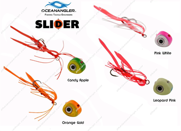 Picture of OCEAN ANGLER SLIDER 100gr