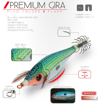 Picture of ΚΑΛΑΜΑΡΙΕΡΑ DTD PREMIUM GIRA 2.5
