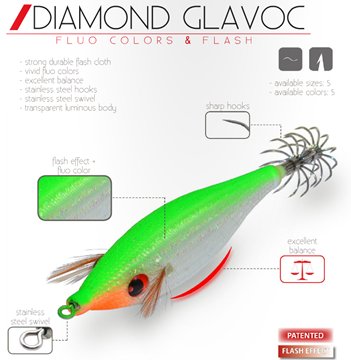 Picture of ΚΑΛΑΜΑΡΙΕΡΑ DTD DIAMOND GLAVOC 2.5