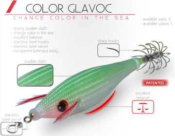 Picture of ΚΑΛΑΜΑΡΙΕΡΑ DTD COLOR GLAVOC 1.5
