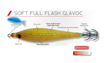 Εικόνα της DTD SOFT FULL FLASH GLAVOC 3.0