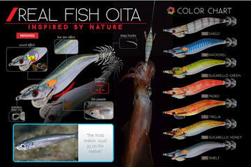 Picture of DTD ΓΑΡΙΔΑ REAL FISH OITA 3.0