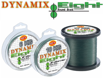 Εικόνα της DYNAMIX 8 EIGHT GREEN 300m
