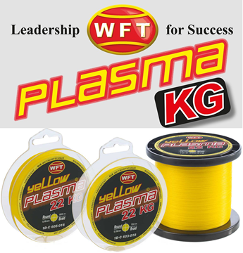 Picture of PLASMA KG YELLOW 600m