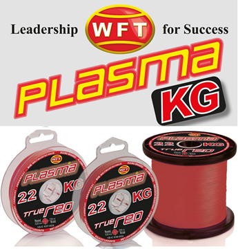 Picture of PLASMA KG TRUE RED 150m