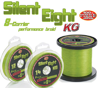 Picture for category SILENT EIGHT KG CHARTREUS