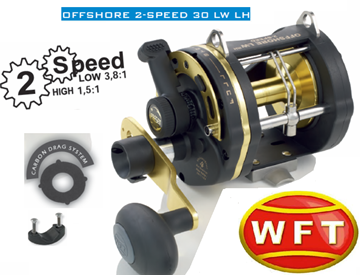 Εικόνα της WFT OFFSHORE 2-SPEED 30LW LD