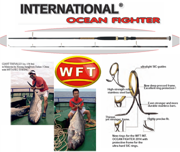 Εικόνα της WFT INTERNATIONAL OCEAN FIGHTER