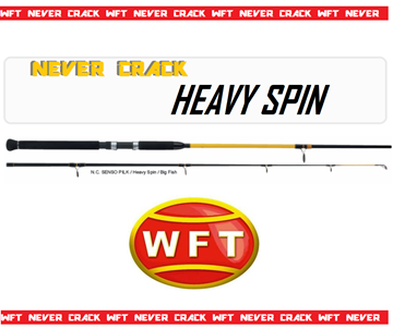 Εικόνα της WFT NEVER CRACK HEAVY SPIN 100-400 gr