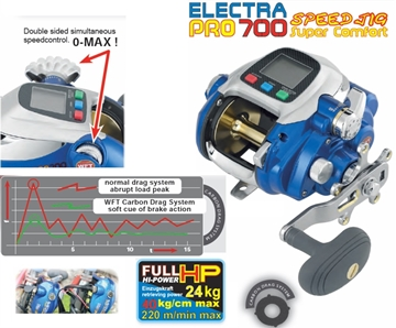 Picture of WFT ELECTRA SPEED JIG PRO700 SUPER COMFORT
