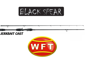 Picture of WFT PENZILL BLACK SPEAR JERKBAIT CAST