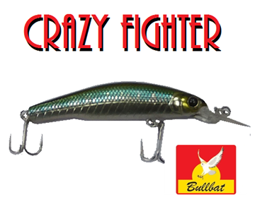 Picture of Ψαράκι Bullbat Crazy Fighter 6,5cm (003-02-009-001)