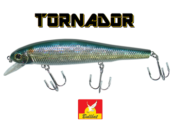 Εικόνα της Ψαράκι Bullbat  Tornador 13cm (003-02-003-001)