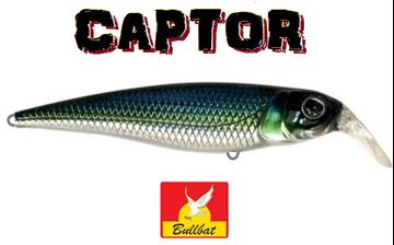 Εικόνα της Ψαράκι Bullbat Captor 8,5cm (003-02-005-001)