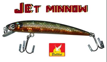 Εικόνα της Ψαράκι Bullbat Jet Minnow 8cm (003-02-002-001)