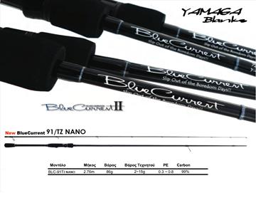 Εικόνα της YAMAGA BLANKS BLUE CURRENT 91TZ NANO