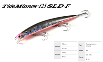 Picture of DUO TIDE MINNOW 125 SLD-F