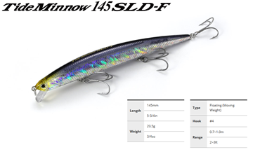 Picture of DUO TIDE MINNOW 145 SLD-F