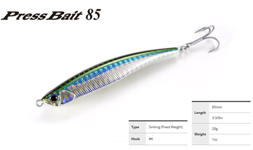 Picture of DUO PRESS BAIT 85